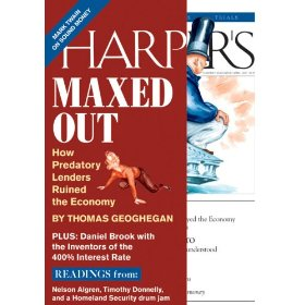 Show details of Harper's Magazine [MAGAZINE SUBSCRIPTION] [PRINT] .