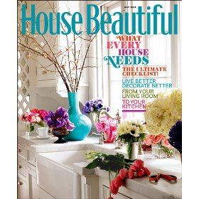 Show details of House Beautiful (1-year) [MAGAZINE SUBSCRIPTION] [PRINT] .
