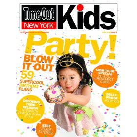 Show details of Time Out New York Kids [MAGAZINE SUBSCRIPTION] [PRINT] .