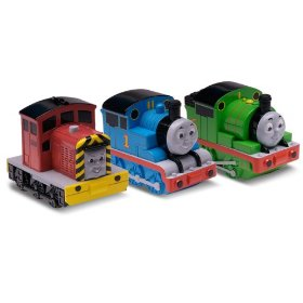 Show details of Thomas and Friends Bathtub Squirters.