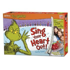 Show details of The Grinch - Sing Your Heart Out!.