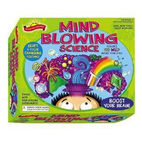 Show details of Scientific Explorer's Mind Blowing Science Kit for Young Scientists.