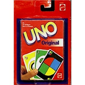 Show details of Uno Card Game.