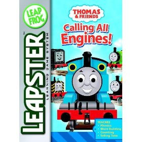 Show details of LeapFrog�  Leapster� Learning Game Thomas &  Friends Calling All Engines!.