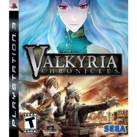 Show details of Valkyria Chronicles.