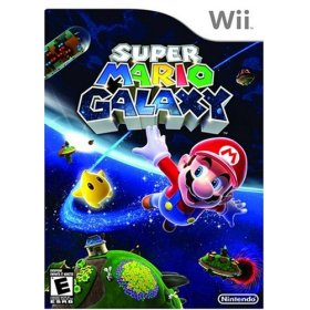 Show details of Super Mario Galaxy.