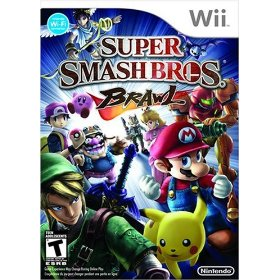 Show details of Super Smash Bros. Brawl.