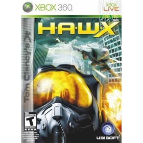 Show details of Tom Clancy's HAWX.