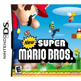 Show details of New Super Mario Bros..