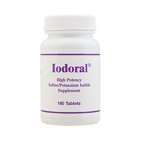 Show details of Optimox Iodoral 12.5 mg.