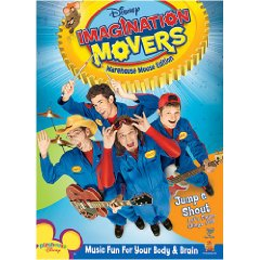 Show details of Imagination Movers: Warehouse Mouse Edition.