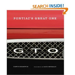 Show details of GTO: Pontiac's Great One (Hardcover).