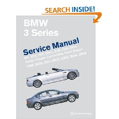 Show details of BMW 3 Series (E46) Service Manual: 1999-2005 (Paperback).