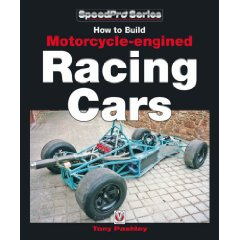 Show details of How to Build Motorcycle-engined Racing Cars (Speedpro) (Paperback).