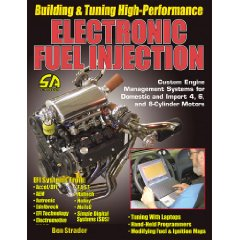 Show details of Building & Tuning High-Performance Electronic Fuel Injection (Paperback).