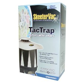 Show details of SkeeterVac TacTrap Replacements.