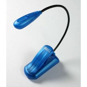 Show details of Xtra Flex 2 LED Book Light, Blue.