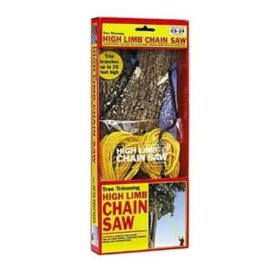 Show details of High Limb CS-48 Chain Saw For Professional Landscapers 48-Inch Chain.